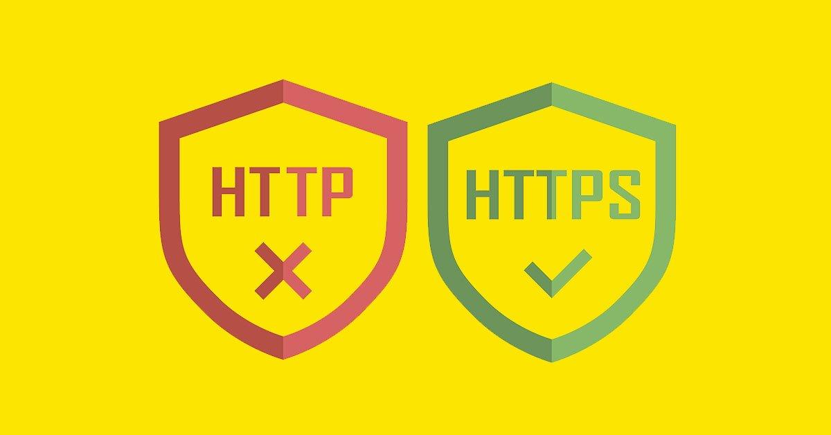 HTTP eller HTTPS